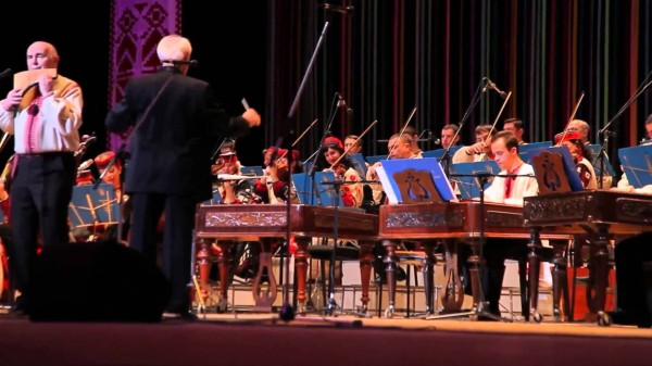 dirijiruet orkestrom